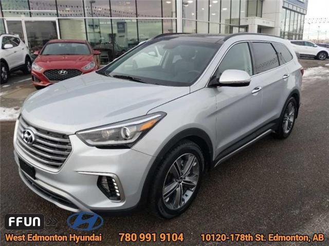 2017 Hyundai Santa Fe XL Premium (Stk: SX72844) in Edmonton - Image 2 of 23