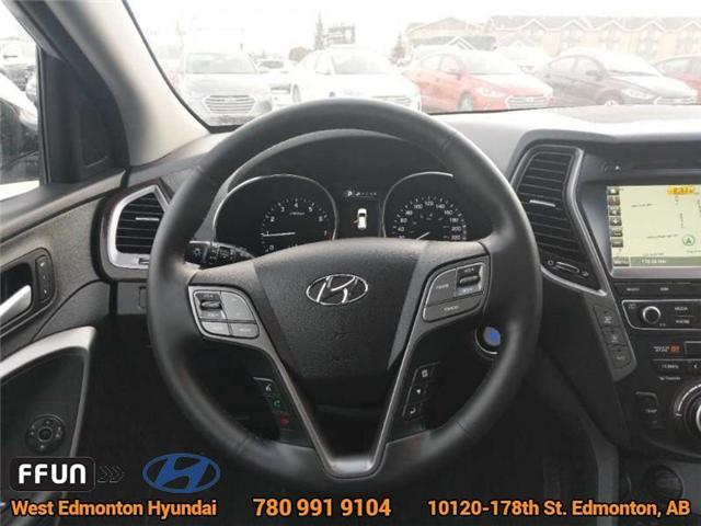 2017 Hyundai Santa Fe XL Premium (Stk: SX72844) in Edmonton - Image 14 of 23