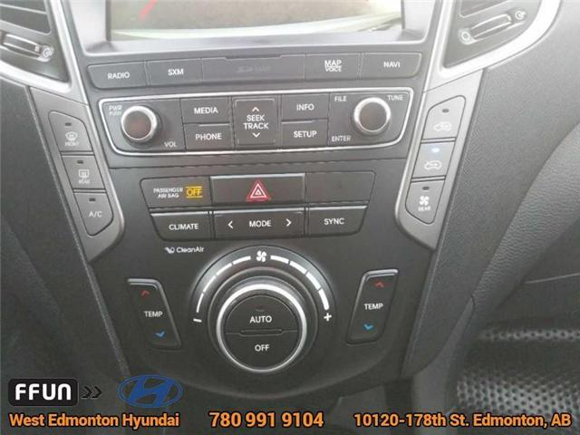 2017 Hyundai Santa Fe XL Premium (Stk: SX72844) in Edmonton - Image 22 of 23