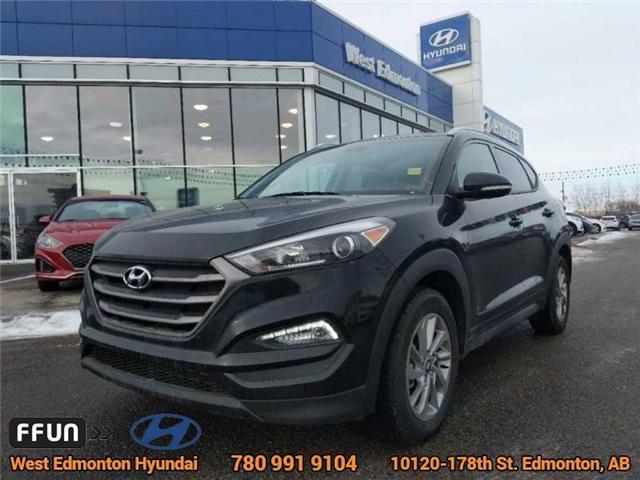2016 Hyundai Tucson Premium (Stk: E2989) in Edmonton - Image 1 of 22