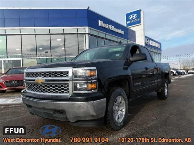 2015 Chevrolet Silverado 1500 LT (Stk: P0383) in Edmonton - Image 1 of 20