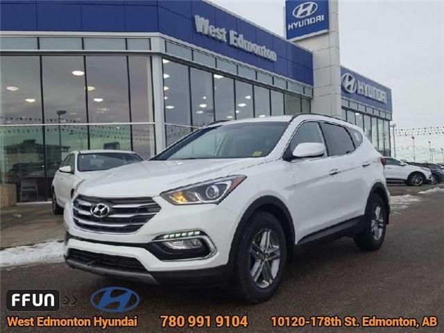 2018 Hyundai Santa Fe Sport  (Stk: SF87261) in Edmonton - Image 1 of 20