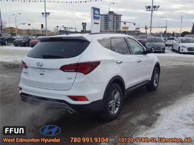 2018 Hyundai Santa Fe Sport  (Stk: SF87261) in Edmonton - Image 2 of 20