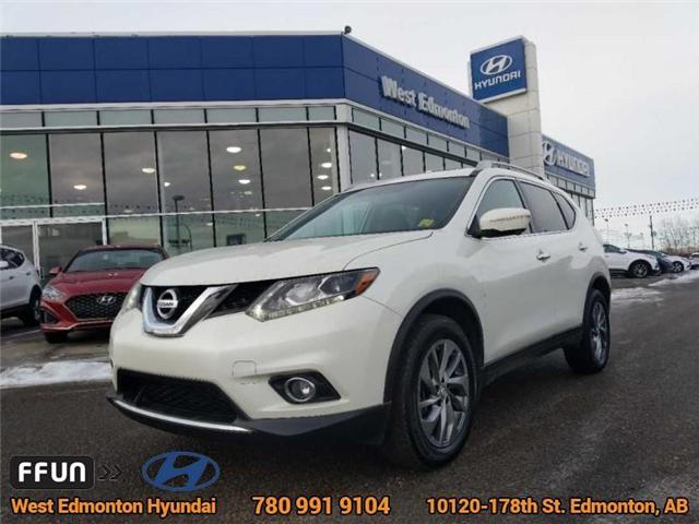 2015 Nissan Rogue SL (Stk: E3000) in Edmonton - Image 1 of 24