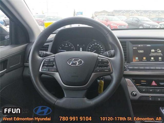2018 Hyundai Elantra GL (Stk: E3005) in Edmonton - Image 12 of 22