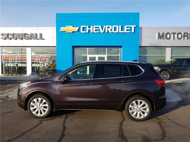 2018 Buick Envision Premium I (Stk: 189140) in Fort Macleod - Image 1 of 27