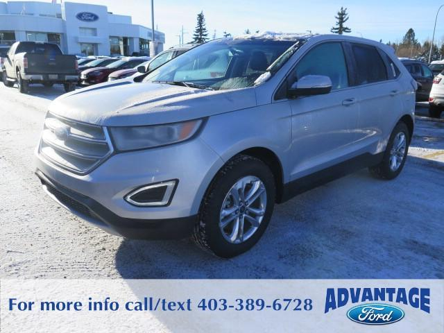 2017 Ford Edge SEL (Stk: H-1685) in Calgary - Image 1 of 5