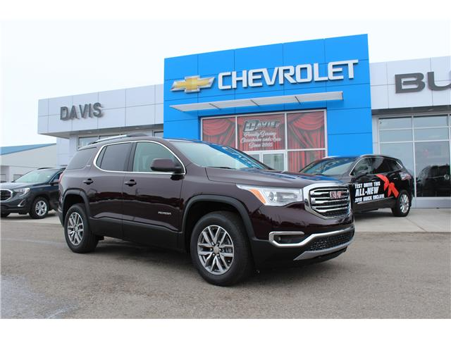 2018 GMC Acadia SLE-2 (Stk: 189097) in Claresholm - Image 1 of 38