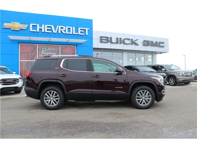 2018 GMC Acadia SLE-2 (Stk: 189097) in Claresholm - Image 2 of 38