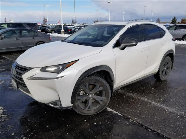 2017 Lexus NX 200t Base (Stk: 018E1241) in Ottawa - Image 1 of 22