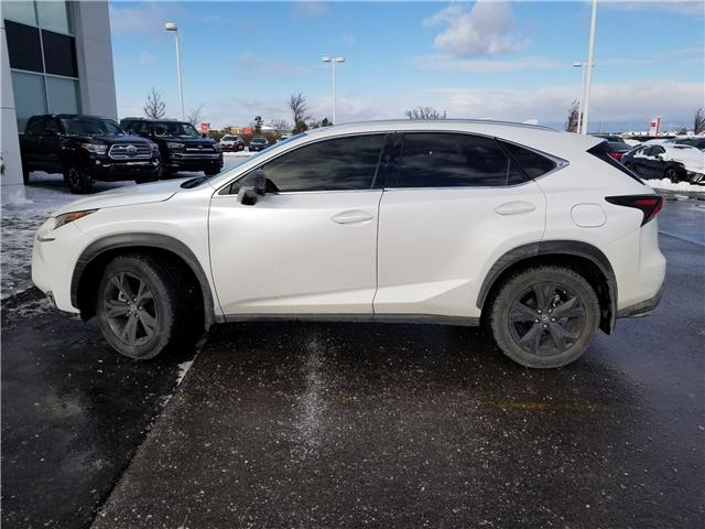 2017 Lexus NX 200t Base (Stk: 018E1241) in Ottawa - Image 2 of 22