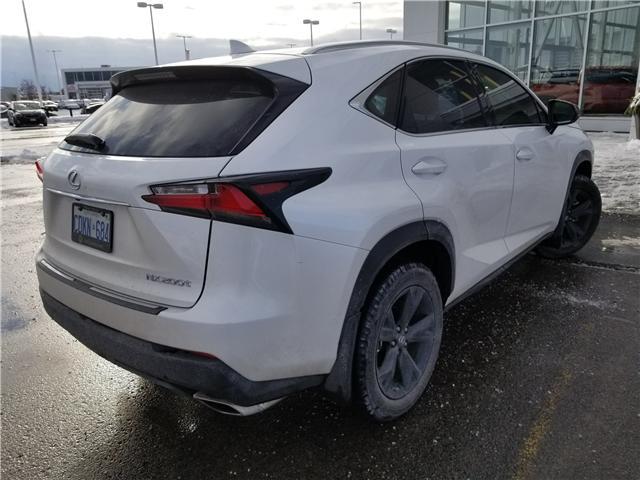 2017 Lexus NX 200t Base (Stk: 018E1241) in Ottawa - Image 5 of 22