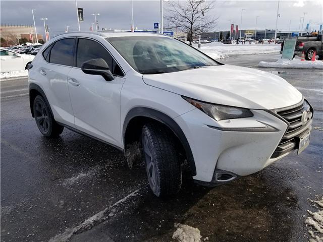 2017 Lexus NX 200t Base (Stk: 018E1241) in Ottawa - Image 7 of 22