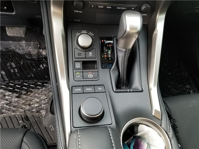2017 Lexus NX 200t Base (Stk: 018E1241) in Ottawa - Image 17 of 22