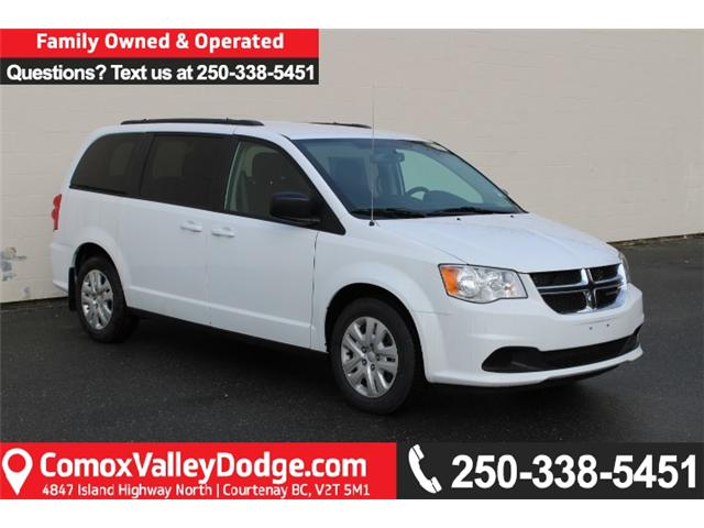 2018 Dodge Grand Caravan CVP/SXT (Stk: R173273) in Courtenay - Image 1 of 28