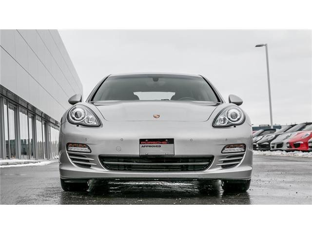 2012 Porsche Panamera 4 (Stk: U6768) in Vaughan - Image 2 of 18