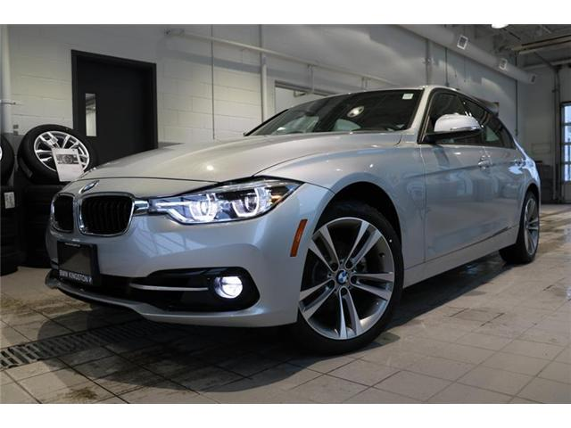 2018 BMW 330 i xDrive (Stk: 8072) in Kingston - Image 1 of 12