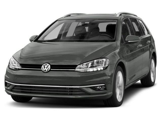 2018 Volkswagen Golf SportWagen 1.8 TSI Comfortline (Stk: V2587) in Newmarket - Image 1 of 2