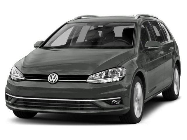 2018 Volkswagen Golf SportWagen 1.8 TSI Comfortline (Stk: V2597) in Newmarket - Image 1 of 2