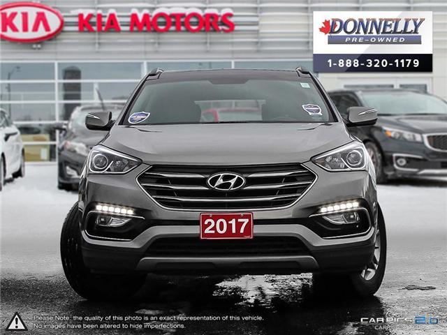 2017 Hyundai Santa Fe Sport 2.4 SE (Stk: CLKUR2063) in Kanata - Image 2 of 27