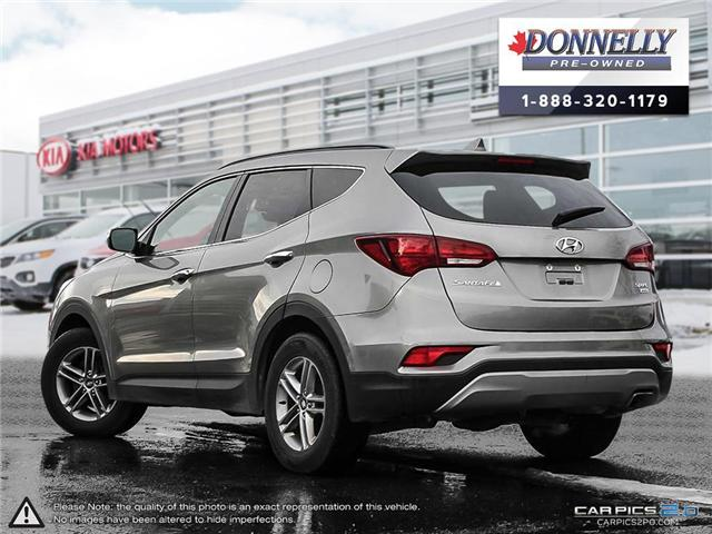 2017 Hyundai Santa Fe Sport 2.4 SE (Stk: CLKUR2063) in Kanata - Image 4 of 27
