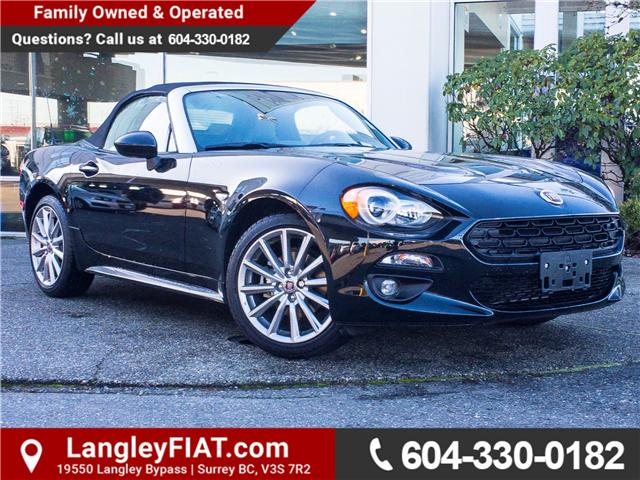 2017 Fiat 124 Spider Lusso (Stk: H126911) in Surrey - Image 1 of 28