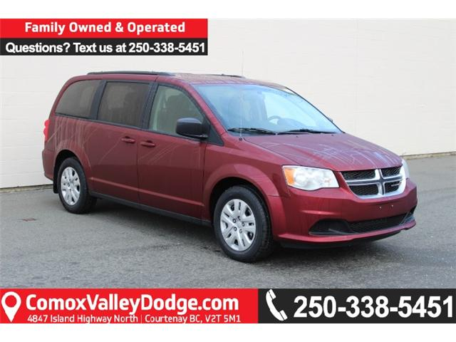 2018 Dodge Grand Caravan CVP/SXT (Stk: R173276) in Courtenay - Image 1 of 28