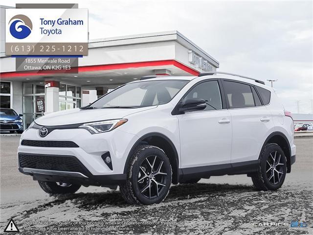 2018 Toyota RAV4 SE (Stk: 56156) in Ottawa - Image 1 of 25