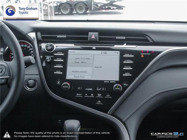2018 Toyota Camry XSE V6 (Stk: 56173) in Ottawa - Image 11 of 25