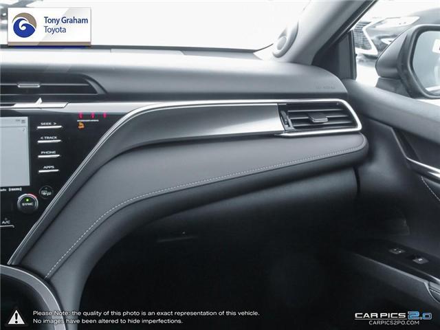 2018 Toyota Camry XSE V6 (Stk: 56173) in Ottawa - Image 12 of 25