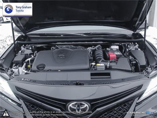 2018 Toyota Camry XSE V6 (Stk: 56173) in Ottawa - Image 18 of 25