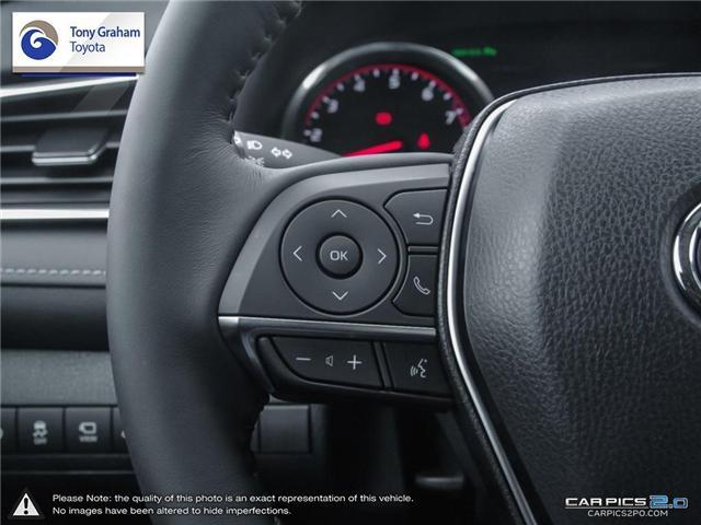 2018 Toyota Camry XSE V6 (Stk: 56173) in Ottawa - Image 20 of 25