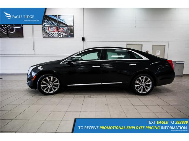 2017 Cadillac XTS  (Stk: 178234) in Coquitlam - Image 2 of 13