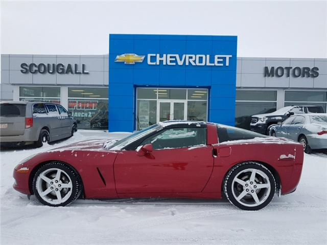 2005 Chevrolet Corvette Base (Stk: 189968) in Fort Macleod - Image 1 of 15
