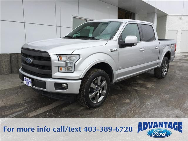 2017 Ford F-150 Lariat (Stk: 22318) in Calgary - Image 1 of 10