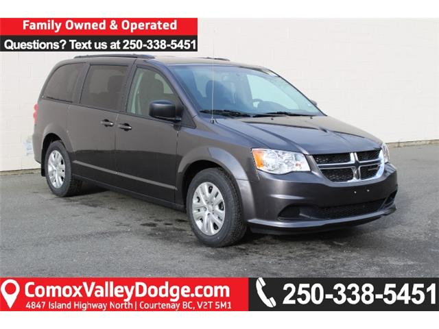 2018 Dodge Grand Caravan CVP/SXT (Stk: R173275) in Courtenay - Image 1 of 29