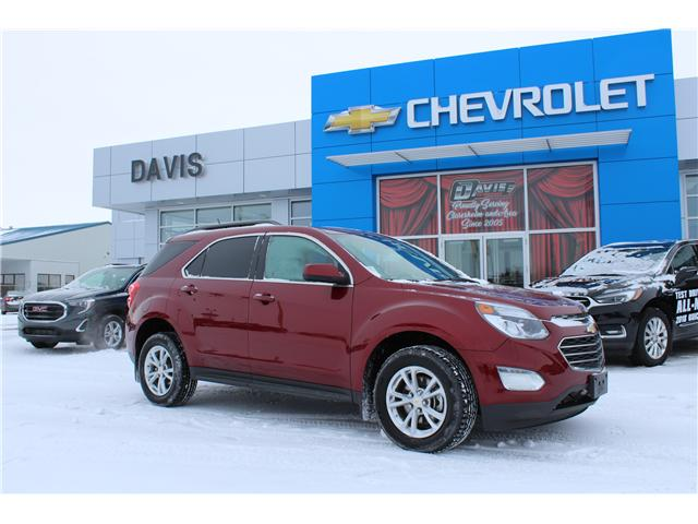 2017 Chevrolet Equinox LT (Stk: 189163) in Claresholm - Image 1 of 34
