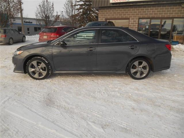 2012 Toyota Camry  (Stk: D80271) in Peterborough - Image 2 of 10