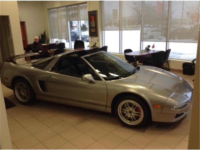 2001 Acura NSX-T 3.0 (Stk: U01130) in Barrie - Image 2 of 23