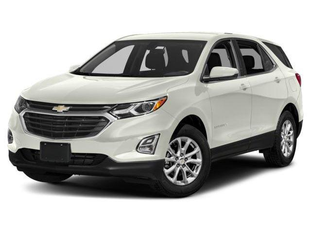 2018 Chevrolet Equinox LT (Stk: 8260016) in Scarborough - Image 1 of 9