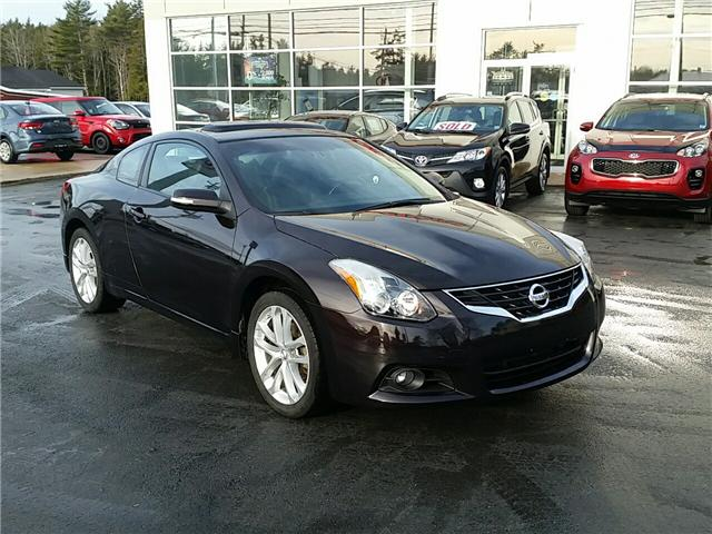 2012 Nissan Altima 3.5 SR (Stk: 6155A1) in Bridgewater - Image 1 of 21