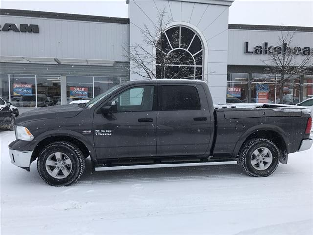 2018 RAM 1500 SLT (Stk: 181221) in Thunder Bay - Image 2 of 16