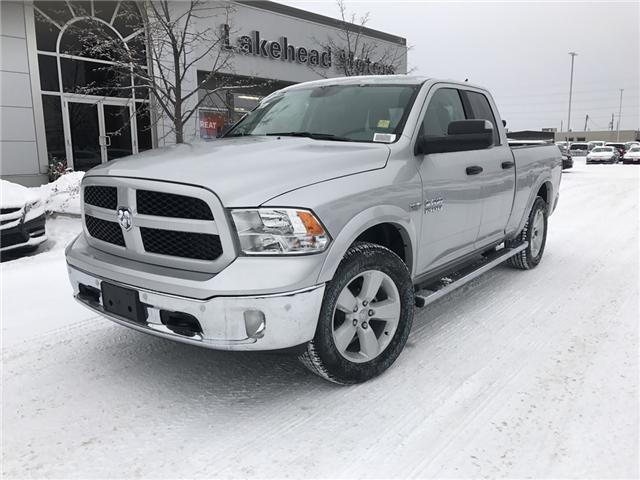 2018 RAM 1500 SLT (Stk: 181219) in Thunder Bay - Image 1 of 17
