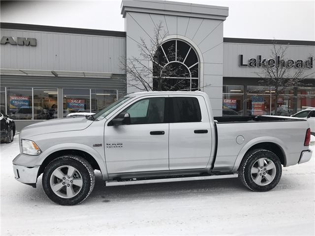 2018 RAM 1500 SLT (Stk: 181219) in Thunder Bay - Image 2 of 17