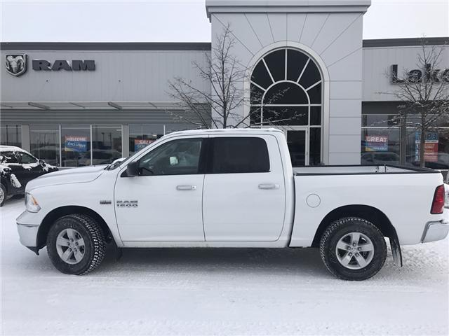 2018 RAM 1500 SLT (Stk: 181105) in Thunder Bay - Image 2 of 14