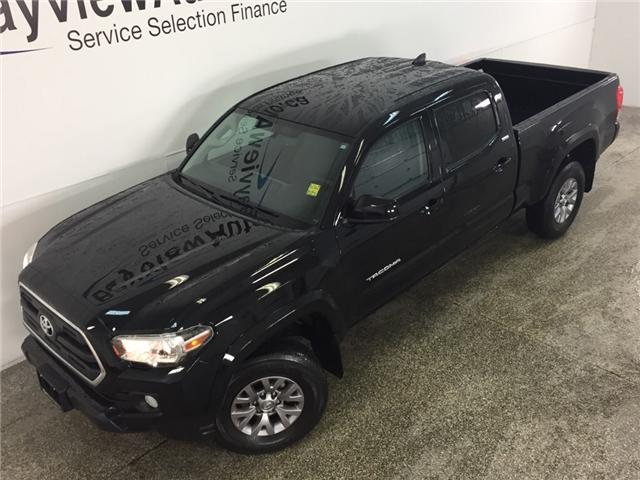 2017 Toyota Tacoma SR5- CREW|ALLOYS|HTD STS|REV CAM|BLUETOOTH|CRUISE! (Stk: 31792J) in Belleville - Image 2 of 26