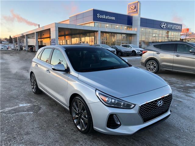 2018 Hyundai Elantra GT Sport (Stk: 38106) in Saskatoon - Image 1 of 25