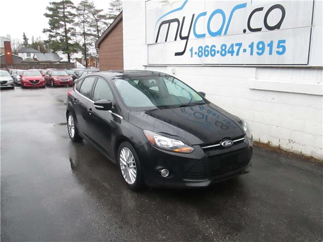 2014 Ford Focus Titanium (Stk: 171859) in Richmond - Image 1 of 14
