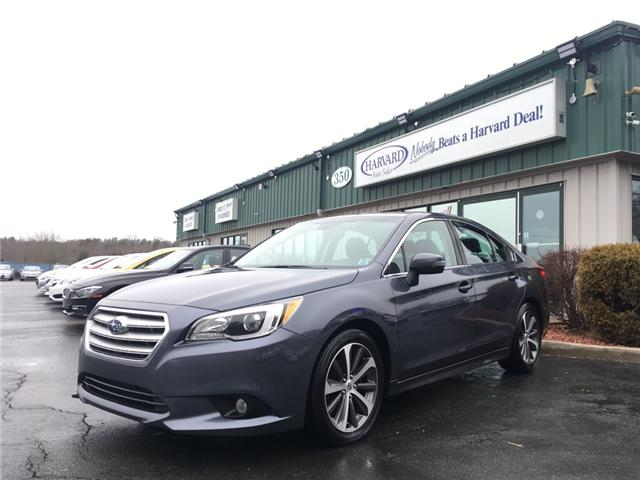 2016 Subaru Legacy 2.5i Limited Package (Stk: 9807) in Lower Sackville - Image 1 of 29