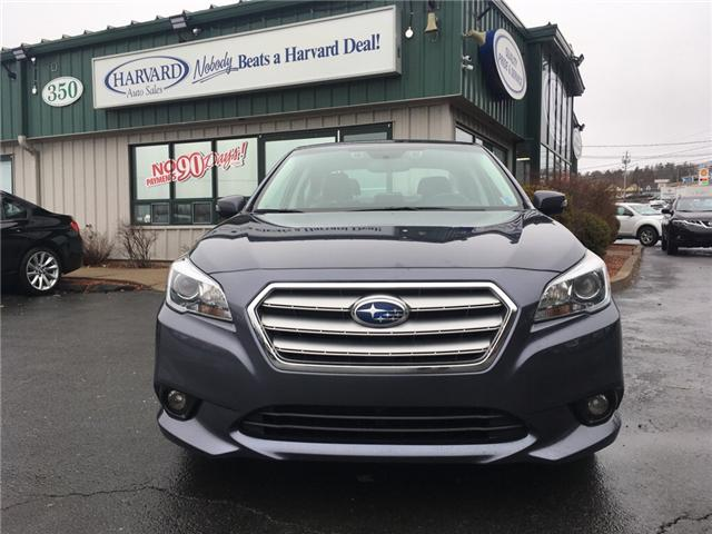 2016 Subaru Legacy 2.5i Limited Package (Stk: 9807) in Lower Sackville - Image 2 of 29